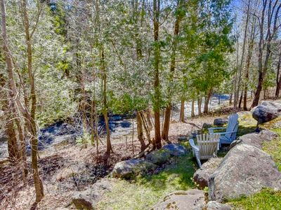 Photo for Magog Orford condo with view