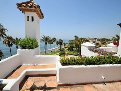 Photo for Rent New Golden Mile Large Penthouse on Beach!
