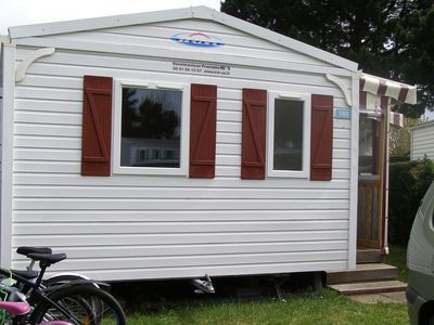 Photo for Les Charmettes 4 *, mobile home 4 people