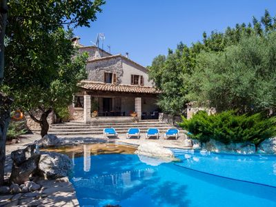 Photo for Villa Carmelo - Beautifully Restored Old Manor House with Private Pool and Breathtaking Views ! - Free WiFi