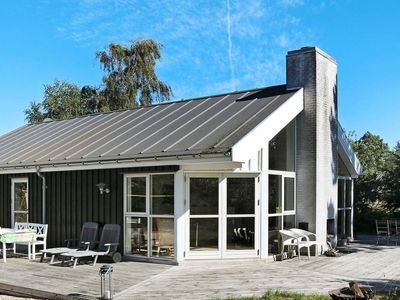Photo for Pretty Holiday Home in Hadsund with Terrace