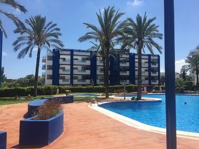 Photo for Superb 2 Bedroom Appartment In The Beautiful Area Of Santa Eulalia Ibizia