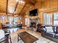 Beautiful Cabin, but Needs a Decent Cleaning