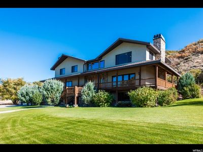 Photo for 8k sf Luxury Private Ranch, 40 Acres, Fire Pit, Hot Tub, Weddings & Reunions