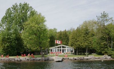 Loon Talk Cottage on Clear Lake