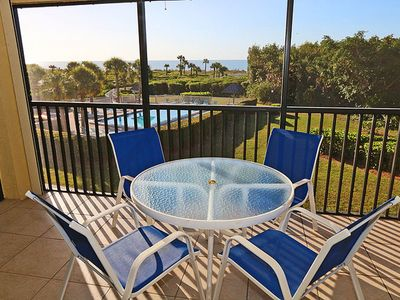 Photo for Newly Updated, Top Floor  Two Bedroom Condo - Sandpiper Beach 406