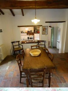 Photo for A farmhouse typical of the Tuscan country-houses 3