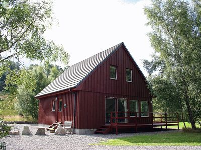 Photo for Scandinavian Lodge Close to Numerous Attractions