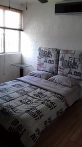 Photo for Apartment with 2 bedrooms 2 bathrooms dining room with air conditioners