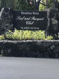 Photo for Beautiful townhome with AIR CONDITIONING located in Keauhou Surf and Racquet!