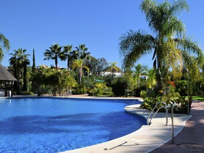Photo for Cosy Apartment in Marbella with Swimming Pool