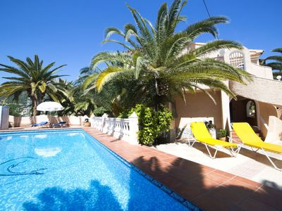 Photo for Apartment Ondina 01  in Calpe/ Calp, Costa Blanca - 4 persons, 2 bedrooms