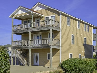 Photo for Bring the whole family to this spacious 7 bedroom beach house! - 335