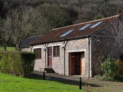 Photo for Secluded converted Barn nestled on the North slopes of the Mendips.