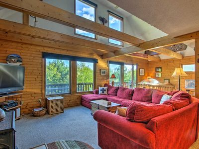 Photo for NEW! Intervale Mtn Home w/Sauna-5 Mi. to N Conway!