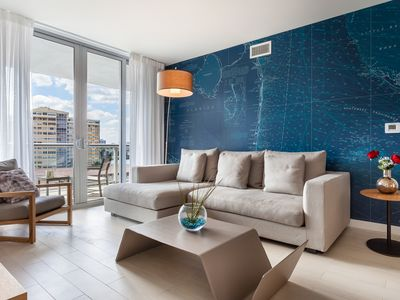 Photo for Stunning Two Bedroom Apartment Waterfront