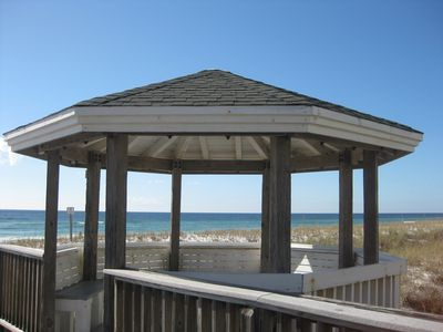 "Photo for Updated 3 BR, 2.5 BA ~Steps to the beach & pool # 93 ""Free Beach Service"""