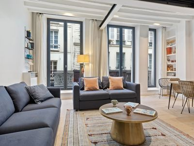 Photo for Chic 2Bedroom Apartment in the heart of Paris
