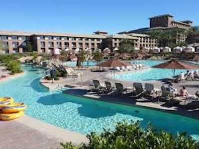Photo for Thanksgiving week in Scottsdale, Arizona! Westin Kierland Villas 2BR 2BA