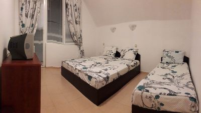 Photo for Economy Triple Room with Shared Bathroom