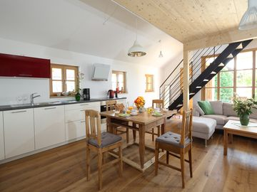 Comfortable, modern apartment, quiet area, certified with 5/4 DTV star **** - Am Weiher