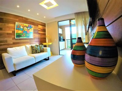 Photo for Mediterranee Residence B 102 3 Rooms By DM Apartments