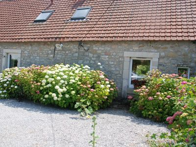 Photo for old farmhouse between Cap Gris Nez and Cap Blanc Nez 5 km from Ambleteuse and 8km