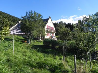 Photo for Vercors farm in the heart of nature, ideal place relax and practise sports
