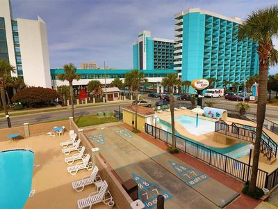 Photo for 1BR Apartment Vacation Rental in Myrtle Beach, South Carolina