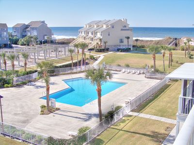 Photo for Travelers Rest - 4 Bed / 4 Bath Gulf View Townhome in Cape San Blas w/Pool