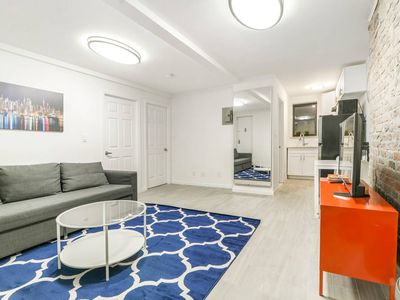 Photo for 2 Bedroom Cozy apartment in Little Italy