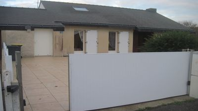 Photo for Between Morbihan and Finistère, nice furnished and clear 10 minutes from the sea