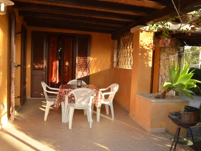 Photo for Villa with garden and private parking 200 meters from the beach.