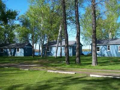 Photo for Presque Isle Resort - Lakefront Cottage on Long Lake just north of Alpena, MI