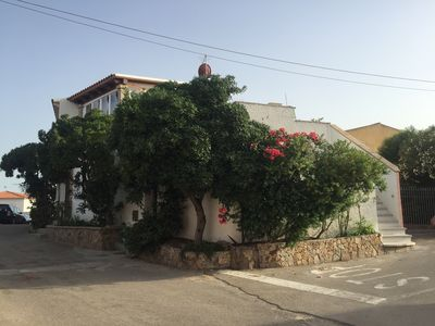 Photo for Sea view apartment with patio 250 meters from the sea ideal for families or 2 couples
