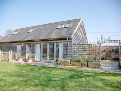 Photo for light and airy 2 bedroom cottage, Orford Lodge