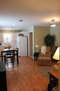 Living and Dinette Area
