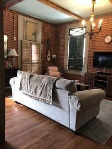 Downtown Greenville with Large Private Balcony