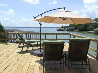 Your Vacation Home On The Lake With Its Own Dock French Quarter