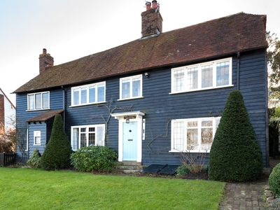 Traditional Sussex Cottage