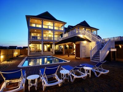 Photo for Exta-Sea- 9Bedroom Oceanfront Home w/ Complimentary Cabana Service