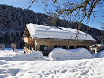 Photo for 4 * cozy 3-bedroom apartment 200m from the ski lifts