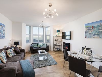 Photo for 10 At The Beach, Torcross -  an apartment that sleeps 6 guests  in 2 bedrooms