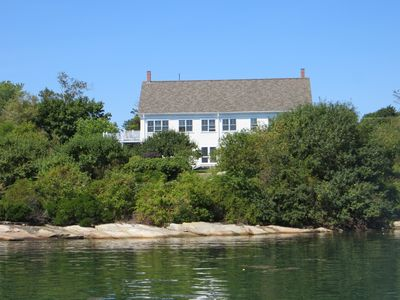 Waterfront,   Views, Historic, Spacious,  Private, Village And  Family Friendyl