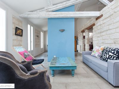 Photo for Quiet + XXL terrace overlooking the rooftops of the historic center