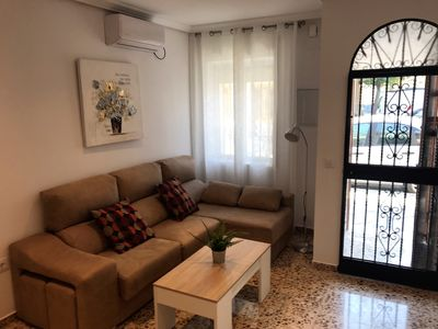 Photo for House with patio next to the river of Córdoba