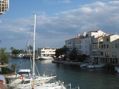 Photo for APPARTEMENTSUR the canals 200M FROM THE BEACH WIFFI