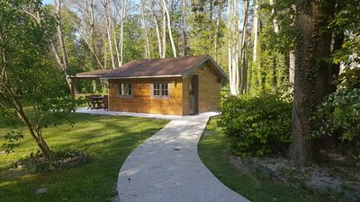 Photo for Chalet in the heart of the forest
