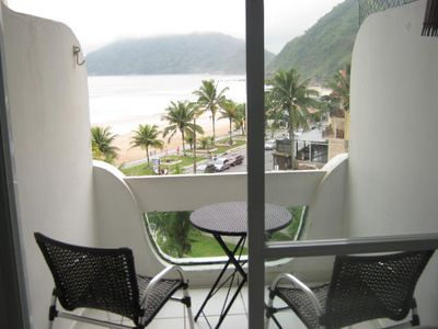 Photo for Beautiful apartment in front of Tombo Beach with spectacular views
