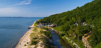 Photo for 2 bedroom condo on Lake Michigan - Homestead Resort-Glen Arbor